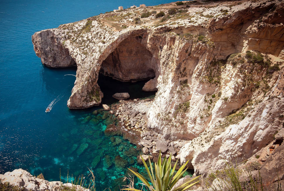 Blue Grotto Off-Season in Malta - Best Time