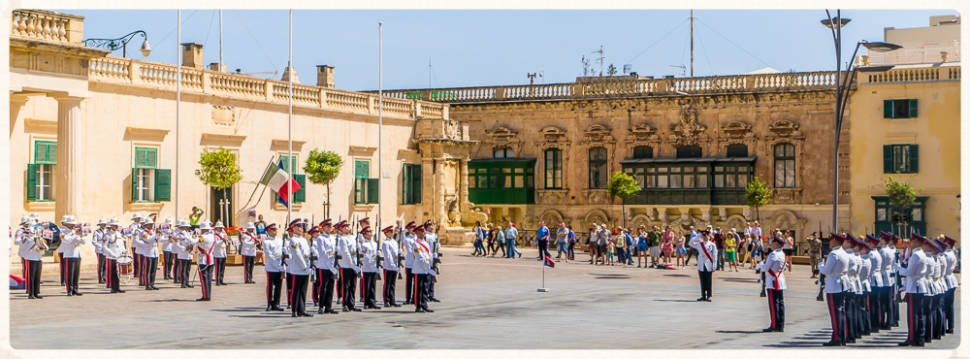 Changing of the Guard in Malta - Best Time