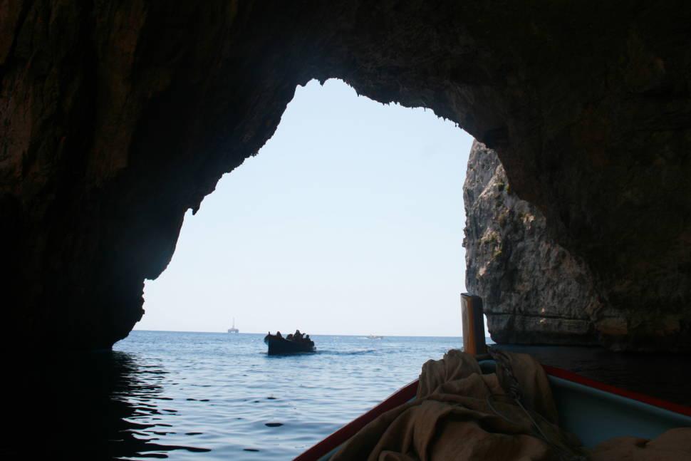 Best time for Kayaking in Malta