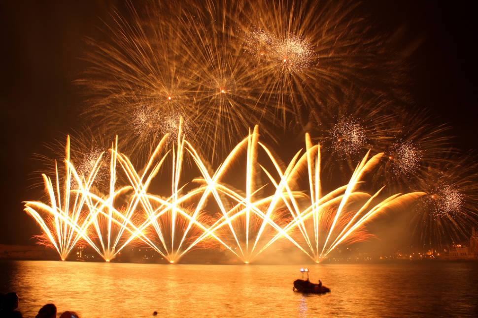 Malta Fireworks Festival in Malta - Best Season