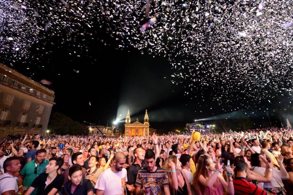 Isle of MTV Malta Music Week in Malta - Best Time