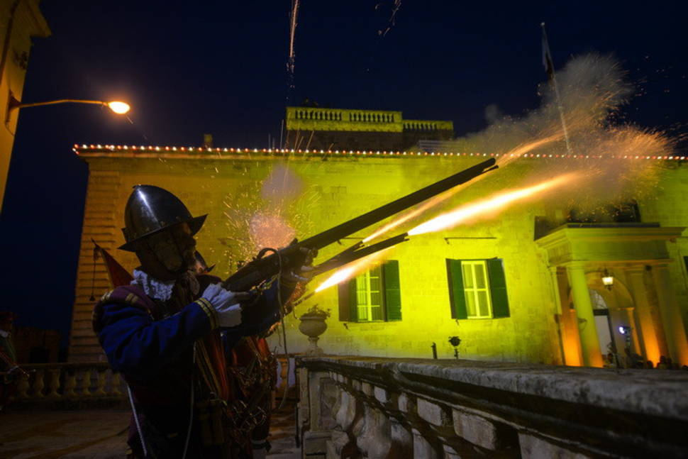 Best time for Notte Bianca in Malta