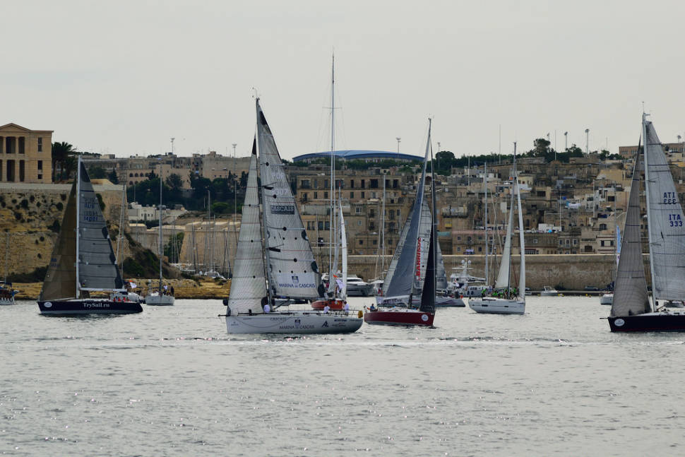 Best time for Rolex Middle Sea Race