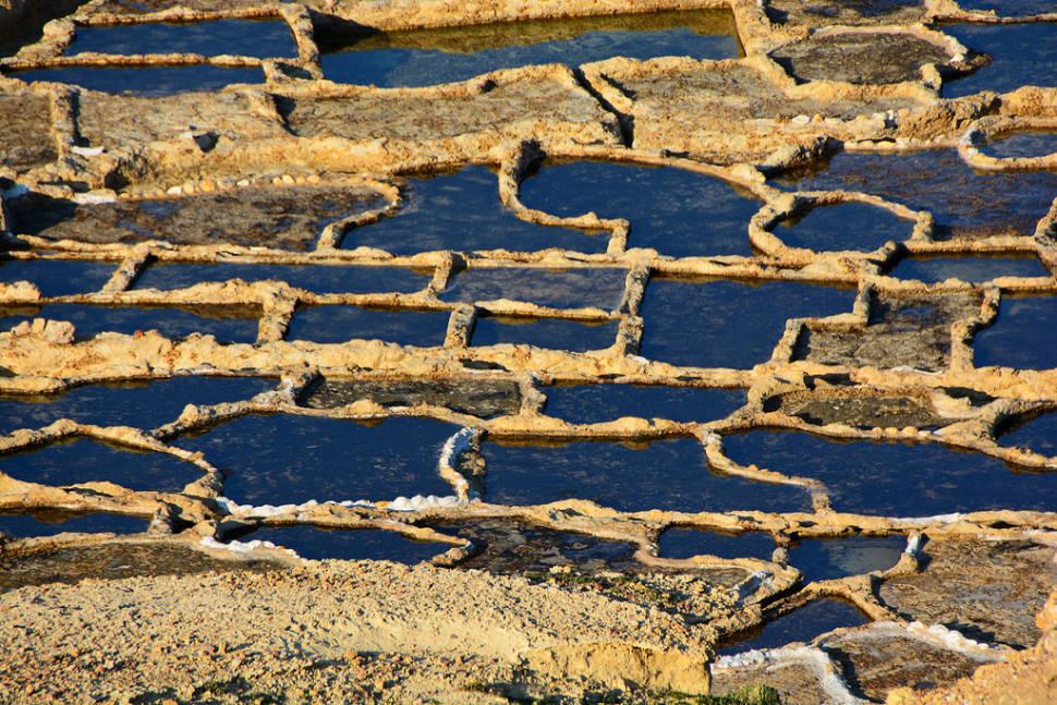 Saltpans Gozo Malta