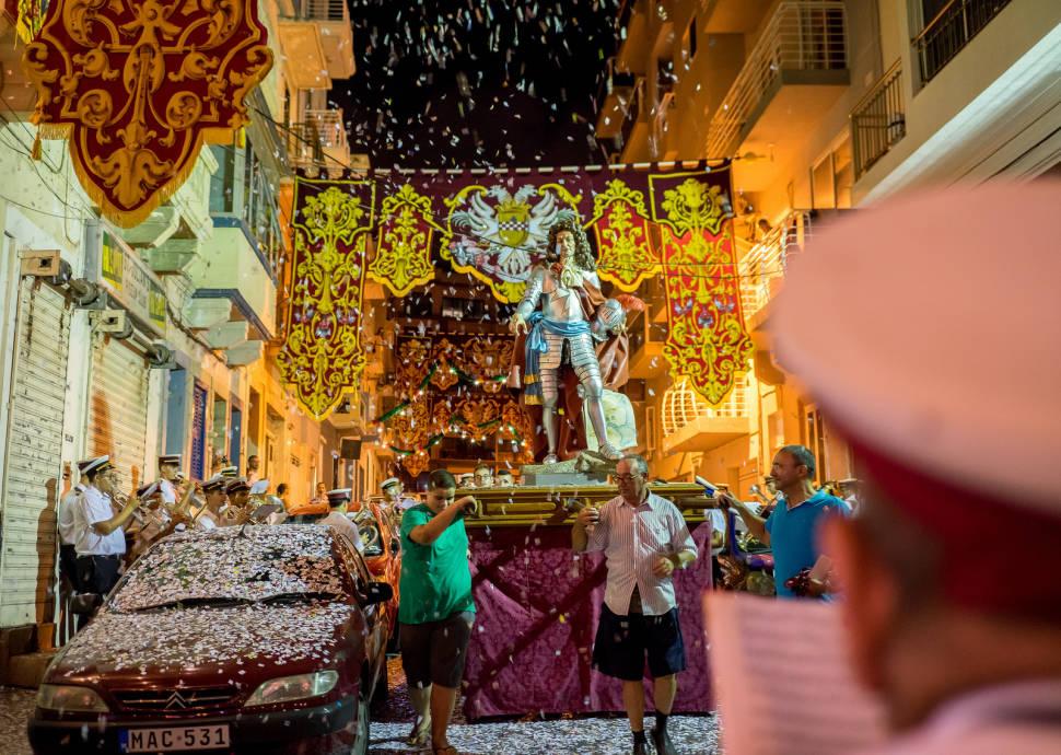 Village Festas in Malta - Best Time