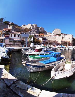 Best time to visit Marseille