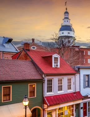 Best time to visit Maryland