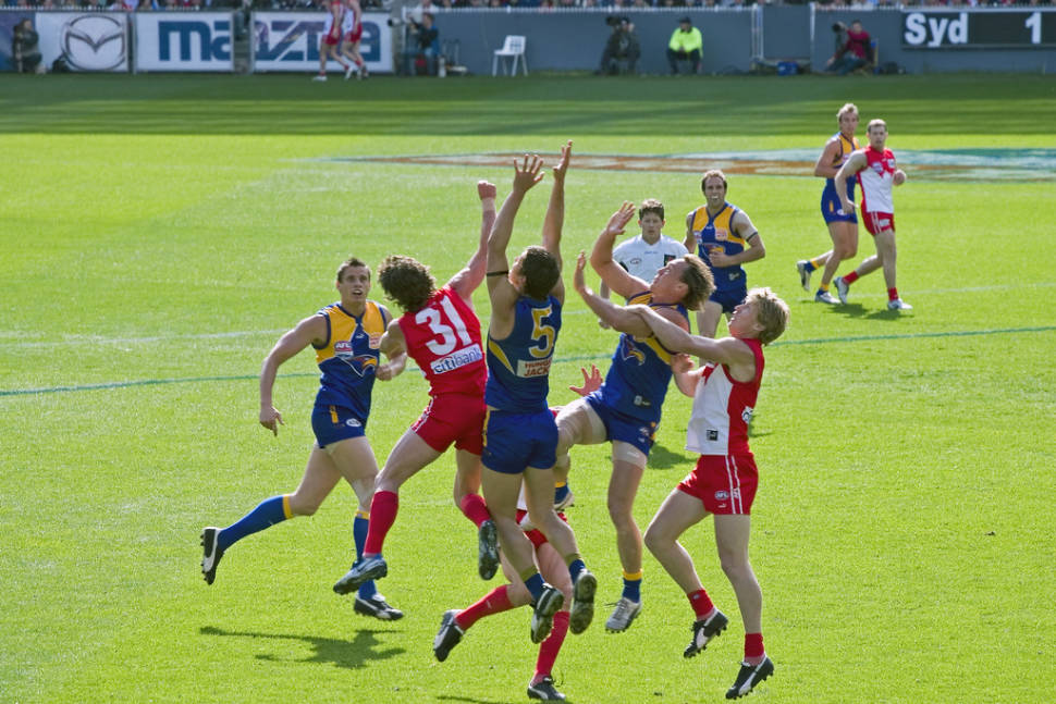 Best time for AFL Grand Final  in Melbourne