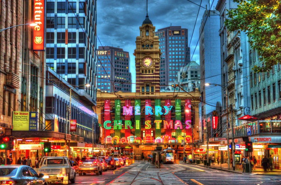 Christmas Season in Melbourne - Best Time