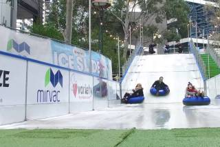 Melbourne Ice Slide
