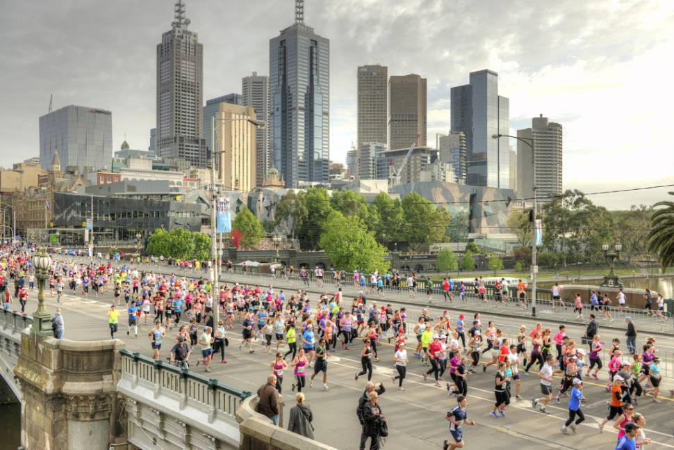 Melbourne Marathon Festival in Melbourne - Best Time