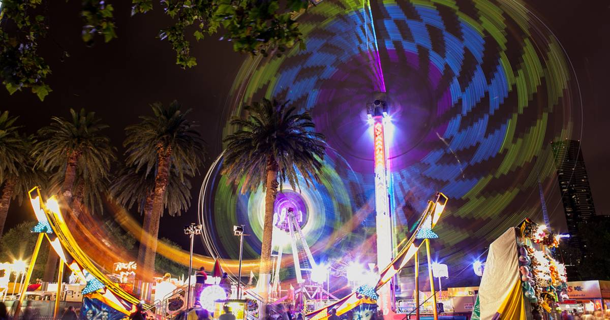 Moomba Festival in Melbourne - Best Time