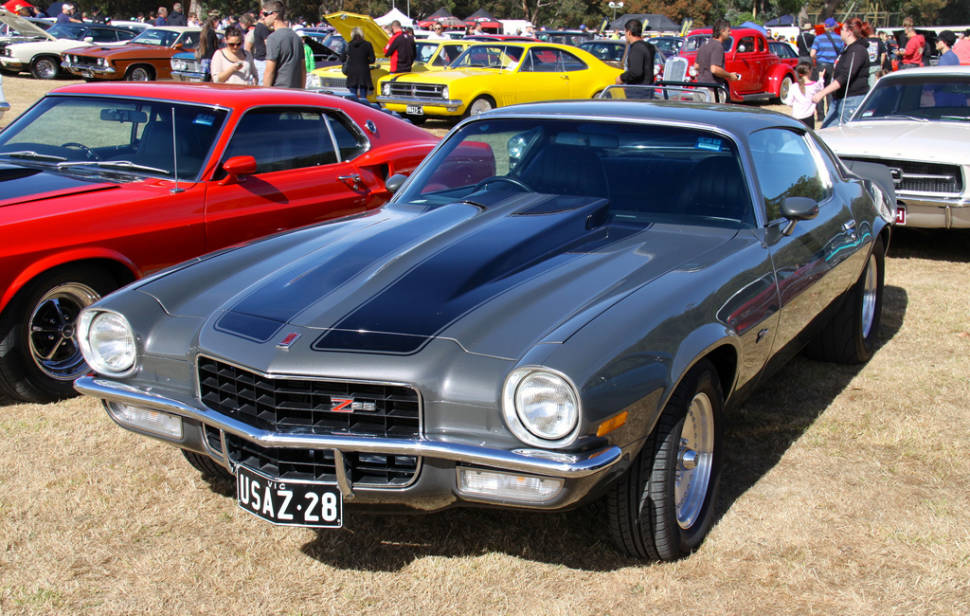 Best time for Picnic at Hanging Rock Car Show in Melbourne