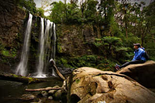 Waterfalls near Melbourne