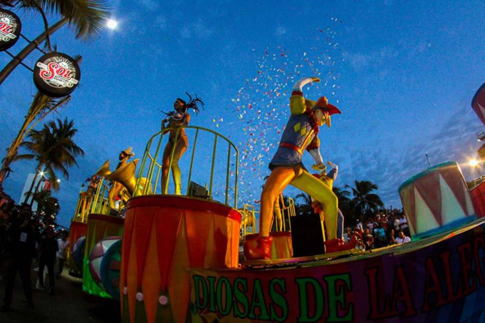 Carnaval de Veracruz in Mexico - Best Time