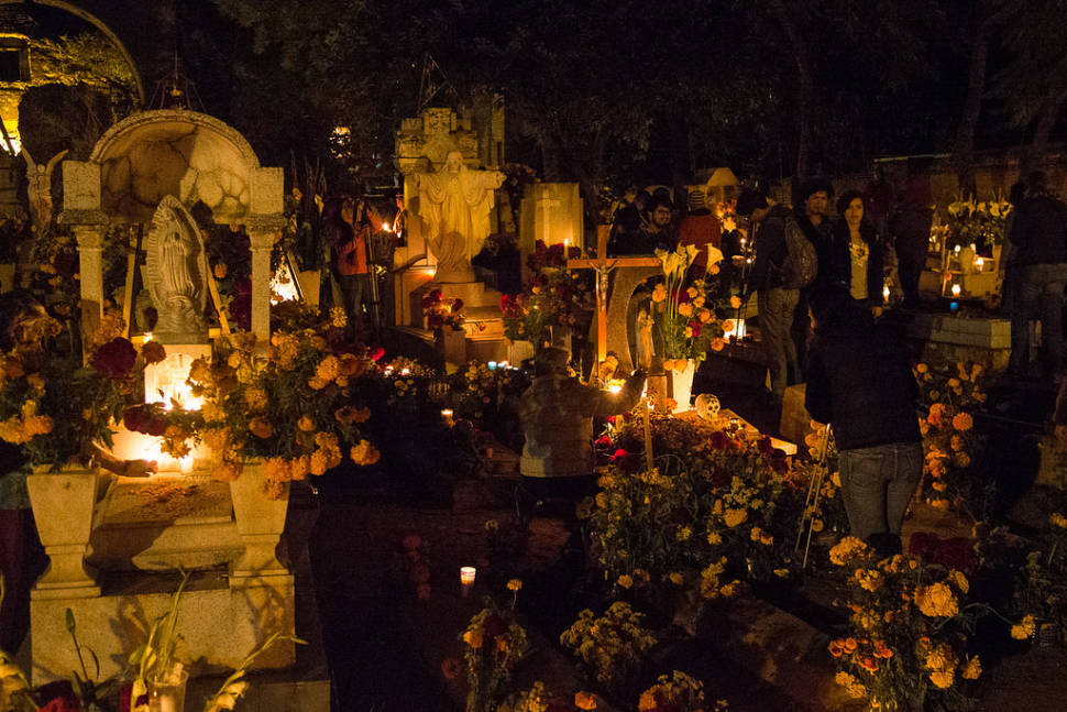 Best time to see Día de los Muertos or Day of the Dead