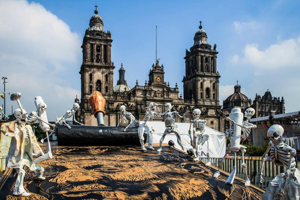 Best time for Día de los Muertos or Day of the Dead in Mexico