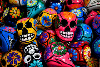 Día de los Muertos or Day of the Dead