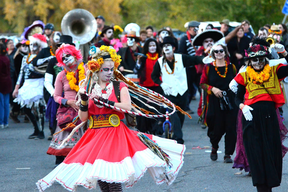 Best time to see Día de los Muertos or Day of the Dead in Mexico
