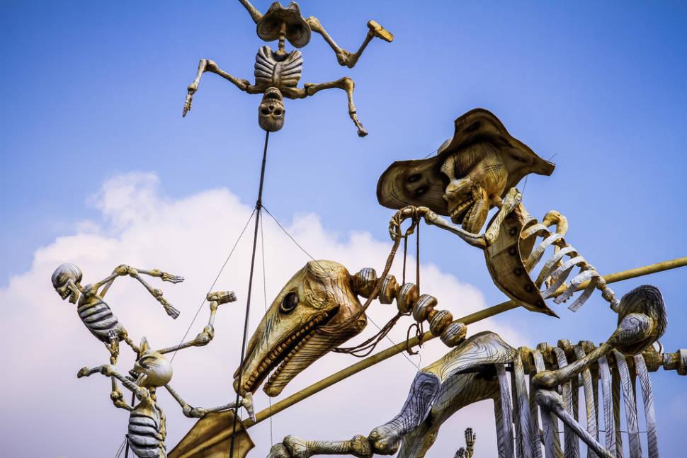Día de los Muertos or Day of the Dead in Mexico - Best Season