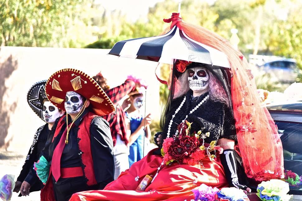 Best time for Día de los Muertos or Day of the Dead