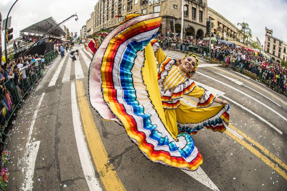 Fiestas de Octubre in Mexico - Best Time