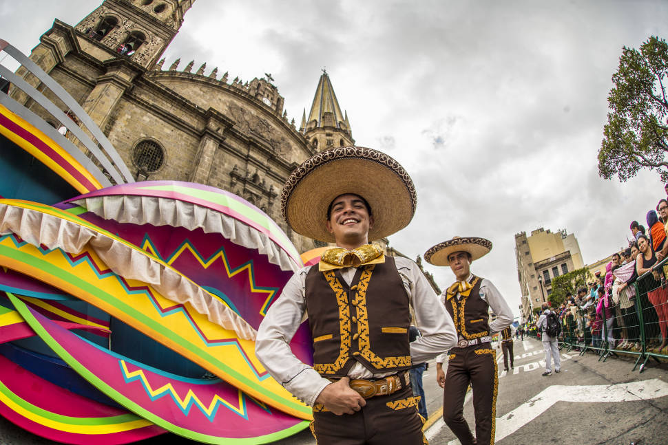 Fiestas de Octubre in Mexico - Best Season