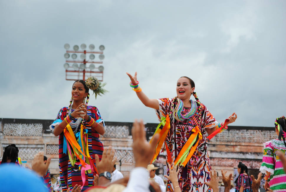 Best time to see Guelaguetza Festival in Mexico