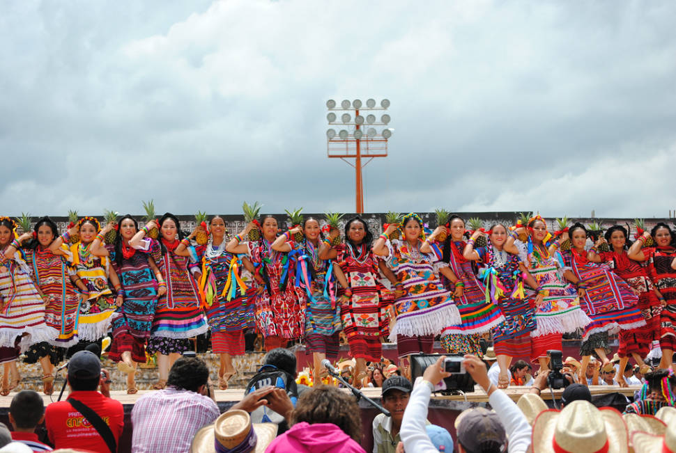 Best time for Guelaguetza Festival in Mexico