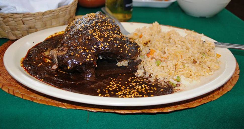 Mole Poblano in Mexico - Best Time