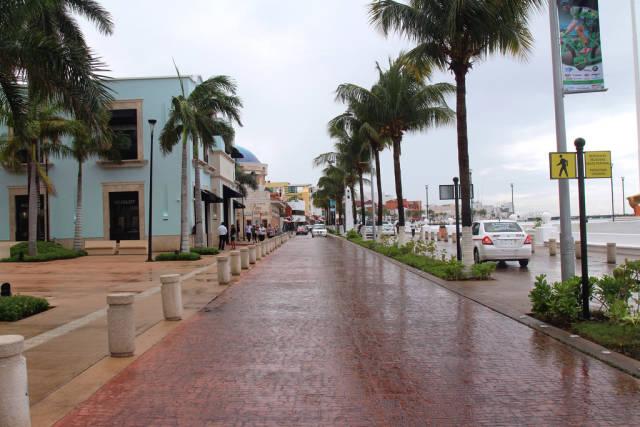 Rain and Hurricane Season (Summer) in Mexico - Best Season