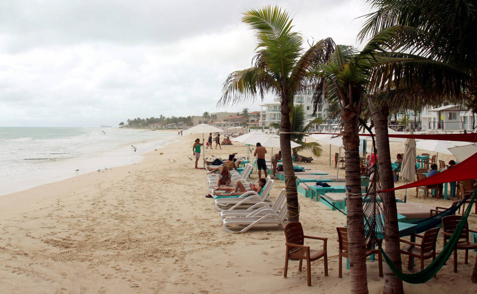 Rain and Hurricane Season (Summer) in Mexico - Best Time
