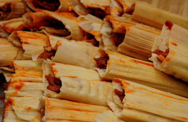 Tamales in Mexico - Best Time