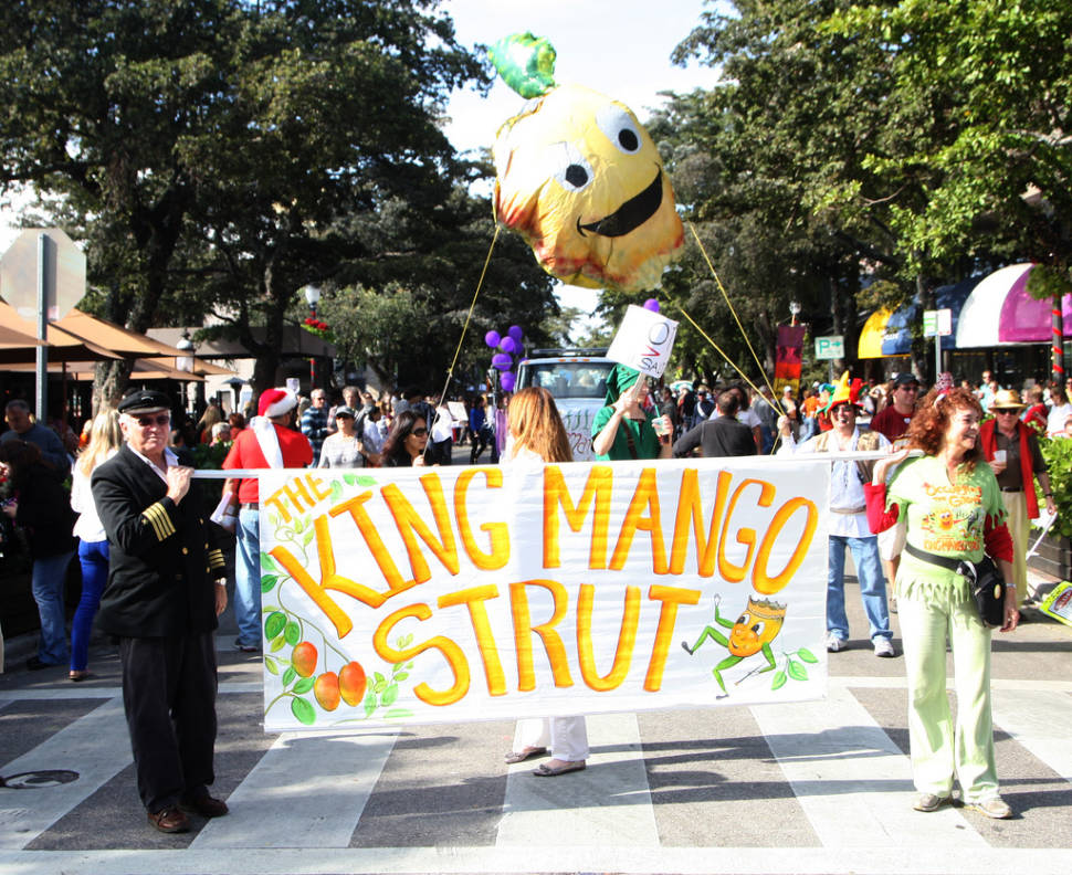 King Mango Strut in Miami - Best Time