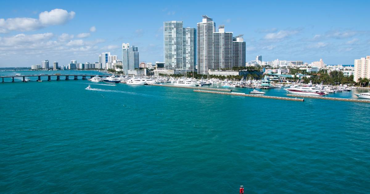 Miami Cruise Month in Miami - Best Time