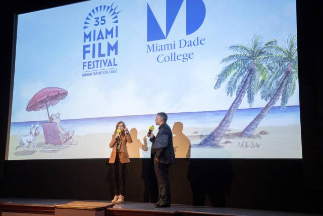 Best time for Miami Film Festival in Miami