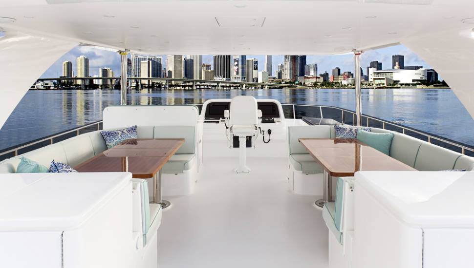 Miami Boat Show with Hargrave Yachts