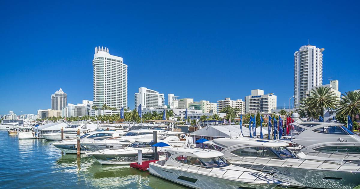 Miami International Boat Show & Strictly Sail in Miami - Best Time