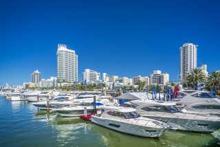 Miami International Boat Show & Strictly Sail