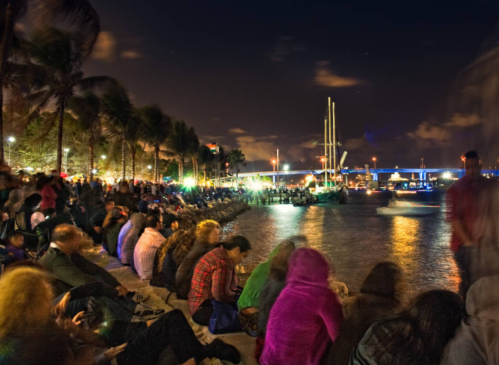 New Year's Eve at Bayfront Park, Miami in Miami - Best Season