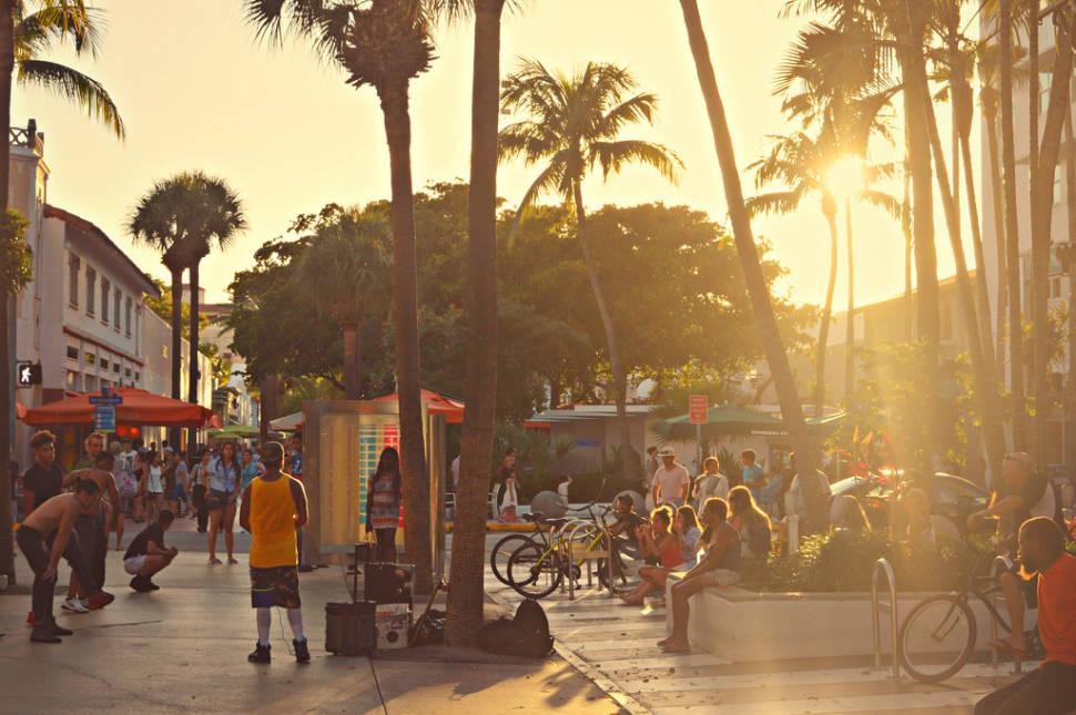 Summer (Wet Season) in Miami - Best Time