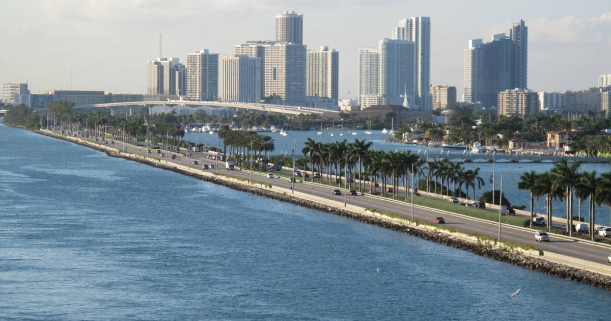 Winter (Dry Season) in Miami - Best Time