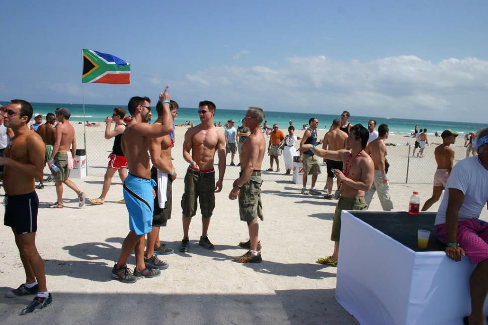 Winter Party Festival in Miami - Best Season