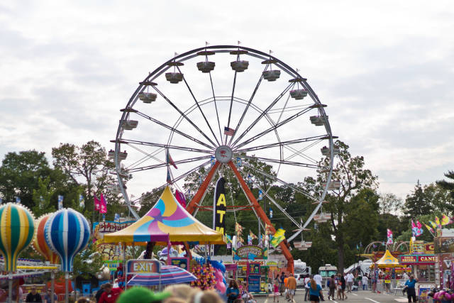 Best time for Indiana State Fair in Midwest
