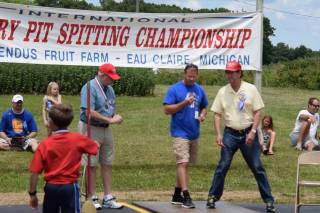 International Cherry Pit-Spitting Championship