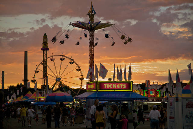 Minnesota State Fair in Midwest - Best Time