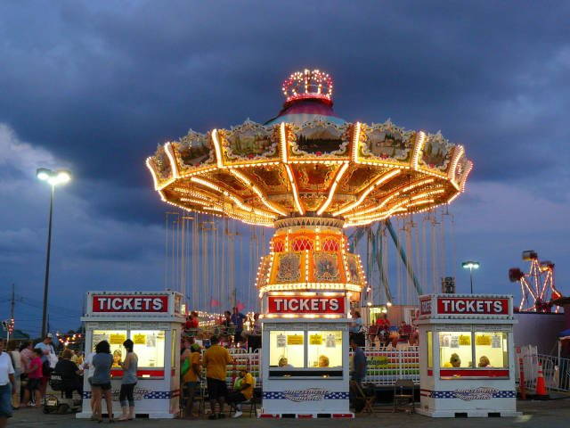 Best time for Ohio State Fair in Midwest
