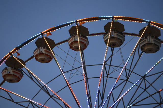 Best time to see Ohio State Fair in Midwest