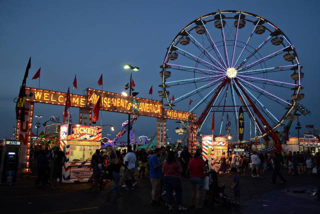 Ohio State Fair in Midwest - Best Time