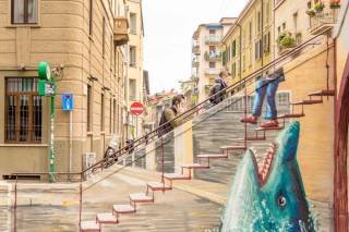 Isola Street Art